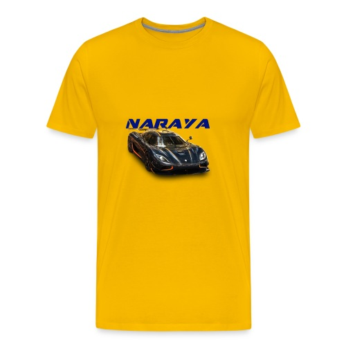 Agera RS Naraya - Men's Premium T-Shirt