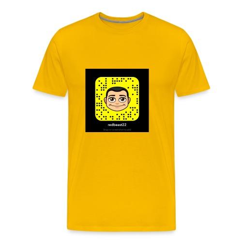 Xander lit - Men's Premium T-Shirt