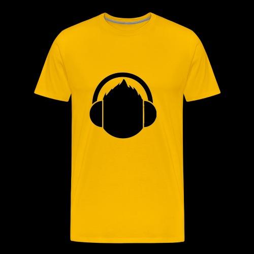 The classic Headphone guy - Men's Premium T-Shirt