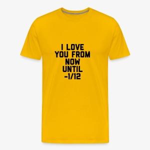 Eternal love - Men's Premium T-Shirt
