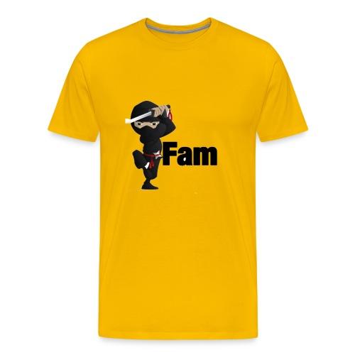 ninja shirtn - Men's Premium T-Shirt