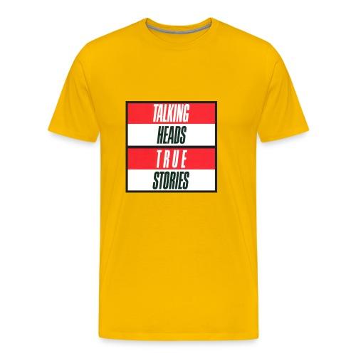 Talking Heads merch - Men's Premium T-Shirt