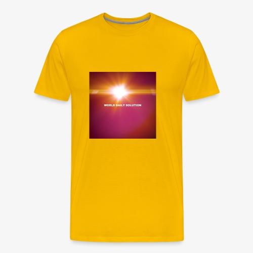 FA0C6E84 EF83 4238 8502 3D96EE9AB157 - Men's Premium T-Shirt