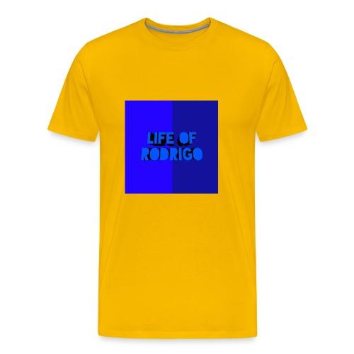 Cool dog bandana - Men's Premium T-Shirt
