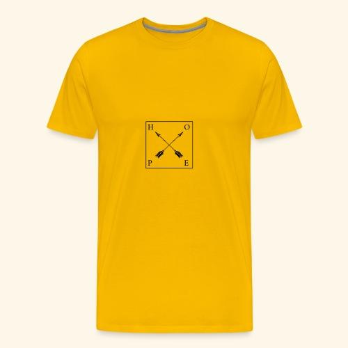 new t shir for summer (hope) - Men's Premium T-Shirt