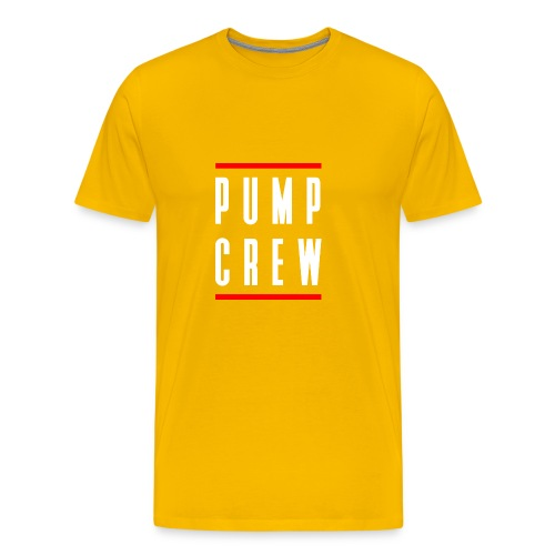 Pump Crew - Men's Premium T-Shirt