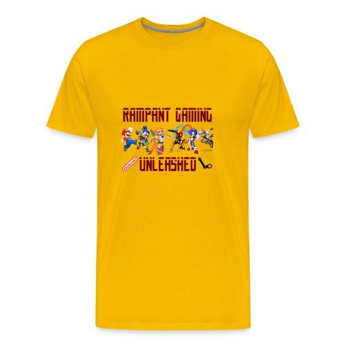 Rampant Gaming Unleashed - Men's Premium T-Shirt