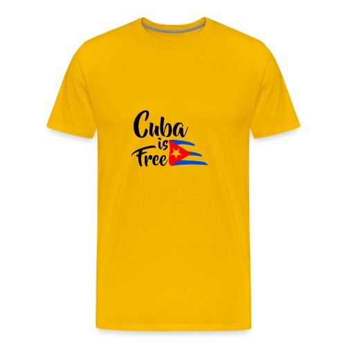 Fidel Castro - Men's Premium T-Shirt