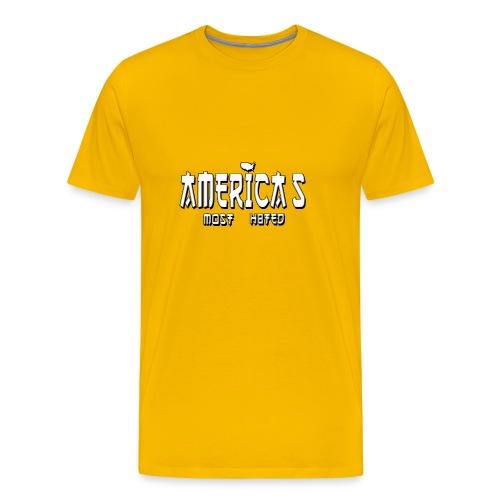 americas_most_hated - Men's Premium T-Shirt