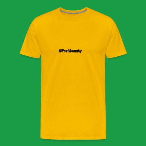 #ProfSwanky - Men's Premium T-Shirt