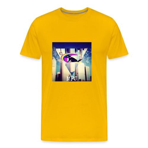 MagicolFlapJackal - Men's Premium T-Shirt