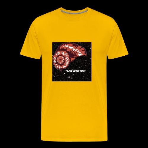Princess Leia Design #2 - Men's Premium T-Shirt