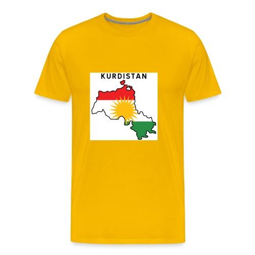 Kurdistan! - Men's Premium T-Shirt