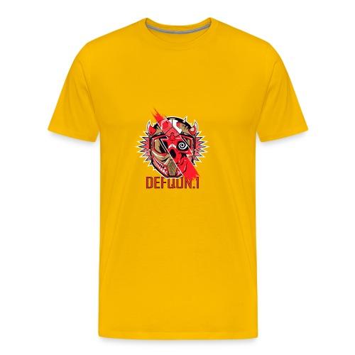 DEFQON 1 - Men's Premium T-Shirt