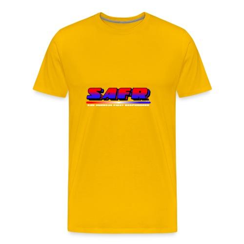 SAFR Logo - Men's Premium T-Shirt