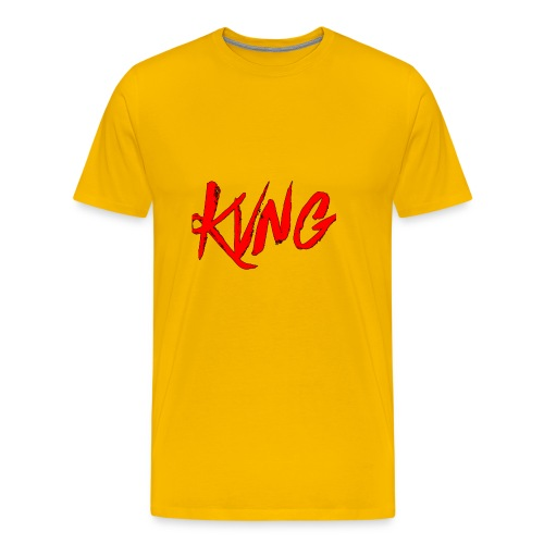 KVNG clothing ENT - Men's Premium T-Shirt