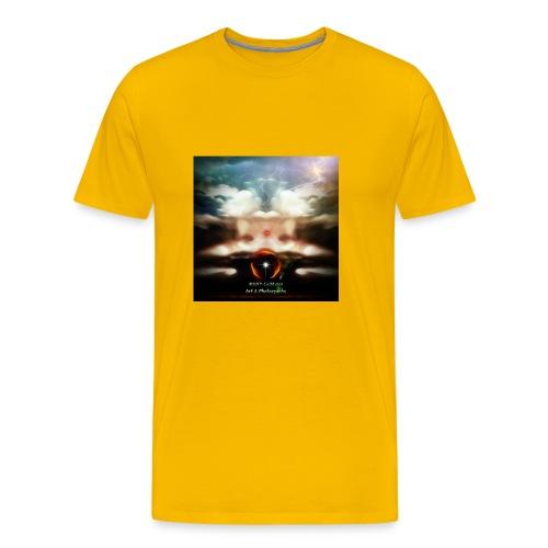 Abstract 11, In My Series - Men's Premium T-Shirt
