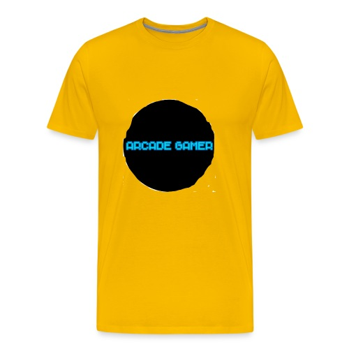 Arcade Gamer shirt - Men's Premium T-Shirt