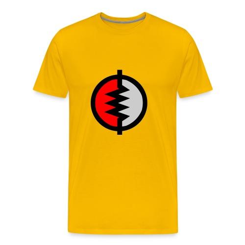 sacred logo - Men's Premium T-Shirt