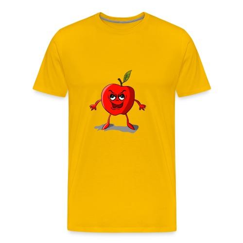 Red apple - Men's Premium T-Shirt