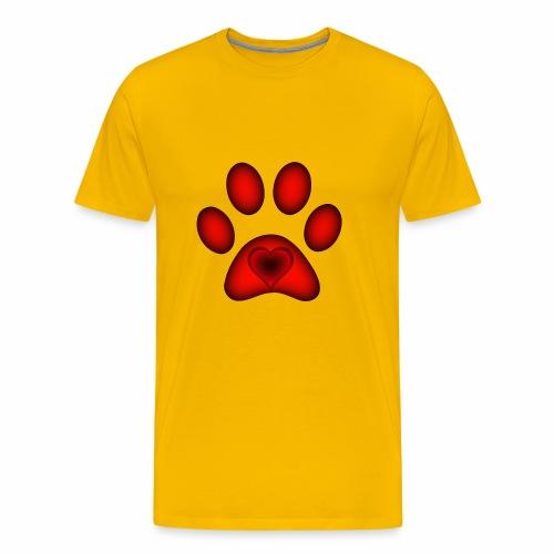 Love of Animals (CHARITY SHIRT) - Men's Premium T-Shirt
