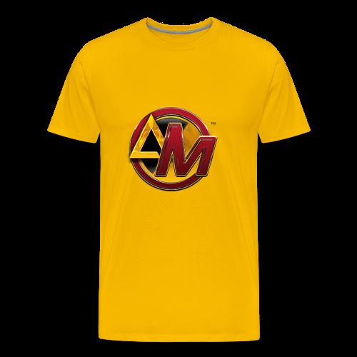 Alphamisfits Logo - Men's Premium T-Shirt