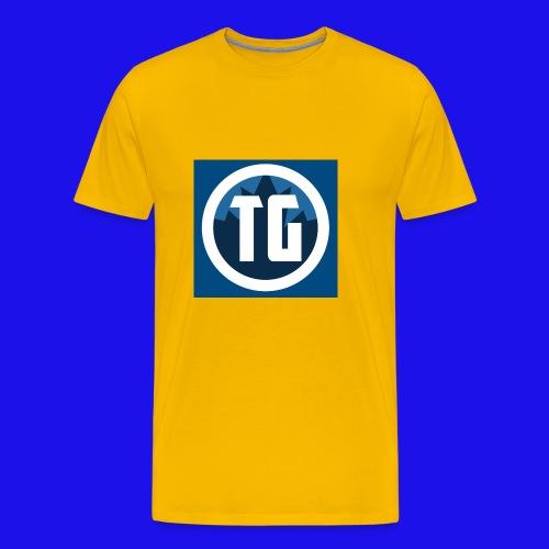 Typical gamer Jr - Men's Premium T-Shirt