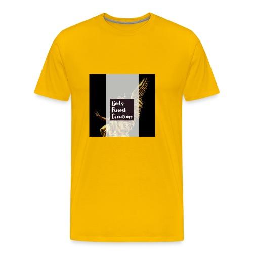 God's finest creation - Men's Premium T-Shirt