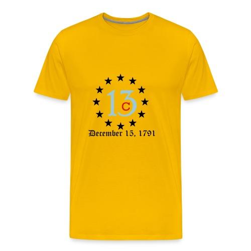 1791 - Design - Men's Premium T-Shirt