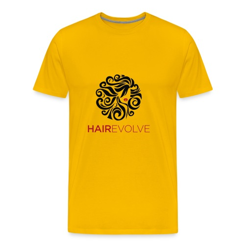 Hair Evolve Fan T-Shirt - Men's Premium T-Shirt