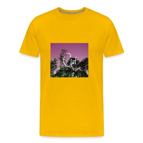 Pink Forest Gart - Men's Premium T-Shirt