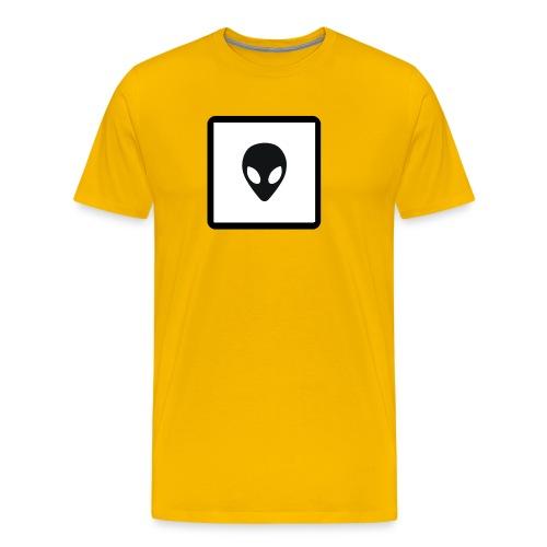 Alien Head IV gear - Men's Premium T-Shirt
