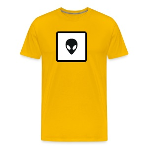 Alien Head IV gear - Men's Premium T-Shirt