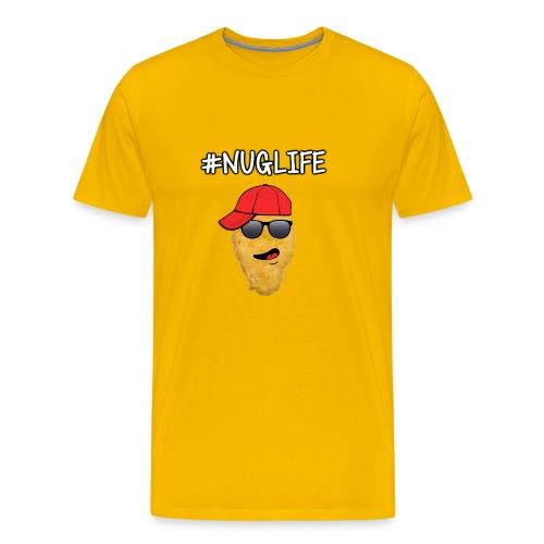 #NugLife Phone Case - Men's Premium T-Shirt