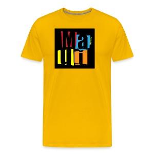 Maui - Surfing Maui - Men's Premium T-Shirt
