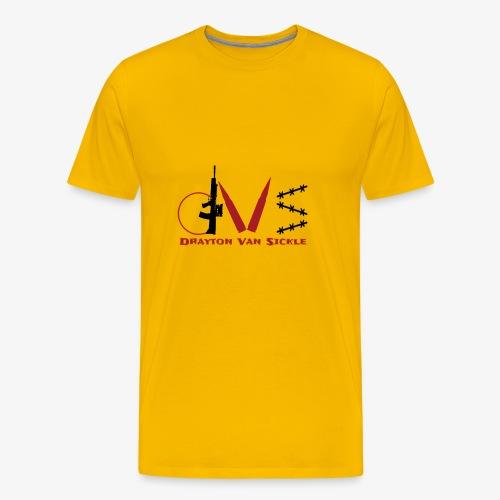 Drayton vansickle logo - Men's Premium T-Shirt