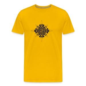 sun symbol 2 - Men's Premium T-Shirt