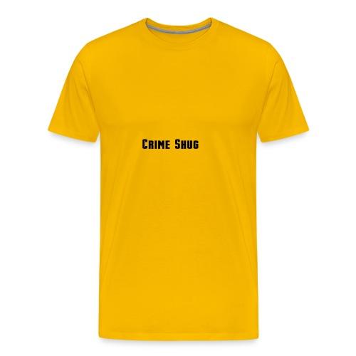 Crime Shug - Men's Premium T-Shirt