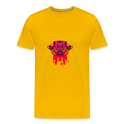three eyes - Men's Premium T-Shirt