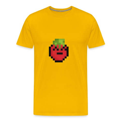 TomaTo Logo Big Size - Men's Premium T-Shirt