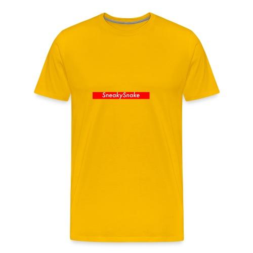 SneakySnake - Men's Premium T-Shirt