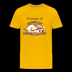 Friends of Music At Meyer's Ranch - Men's Premium T-Shirt