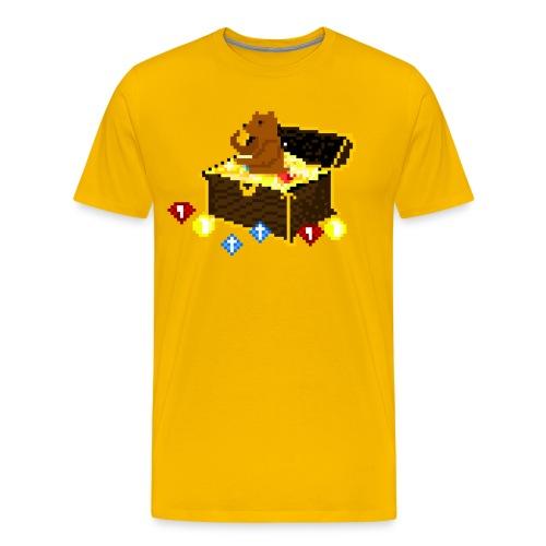 Bear Chest - Men's Premium T-Shirt
