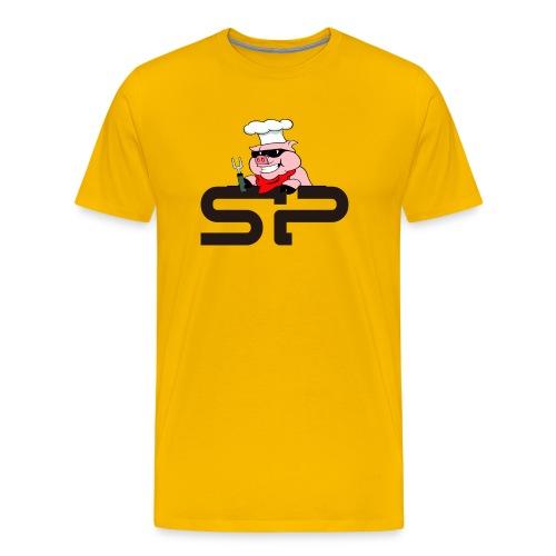 StrangePigs T-shirt - Men's Premium T-Shirt