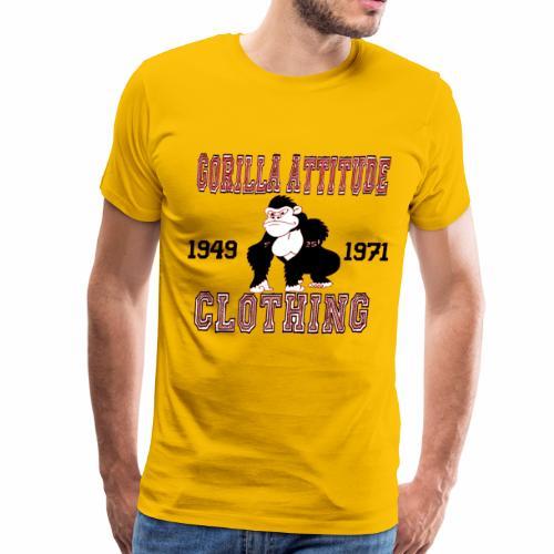 gorilla attitude clothing 2020 - Men's Premium T-Shirt