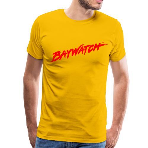 Baywatch - Men's Premium T-Shirt
