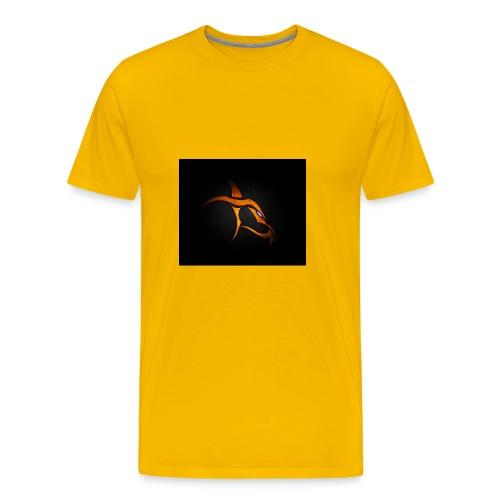 flametag sweatshirt for men's - Men's Premium T-Shirt