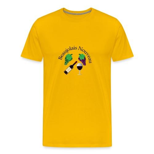 Beaujolais Nouveau Day Emar Design - Men's Premium T-Shirt