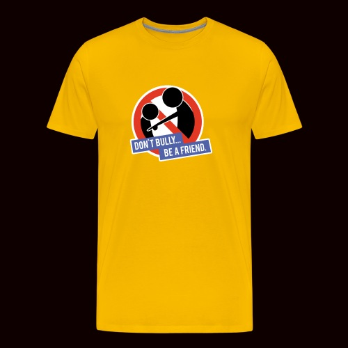 NoBully - Men's Premium T-Shirt