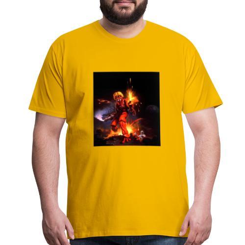 A Micronauts Membros - Men's Premium T-Shirt
